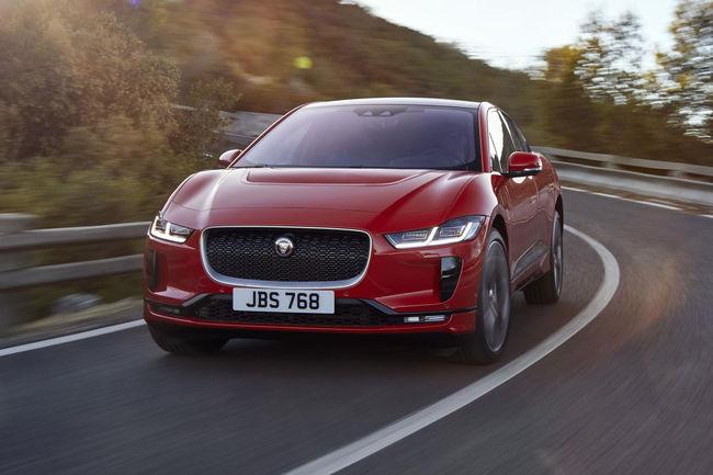 Jaguar I-Pace : 400 ch et 475 km d'autonomie