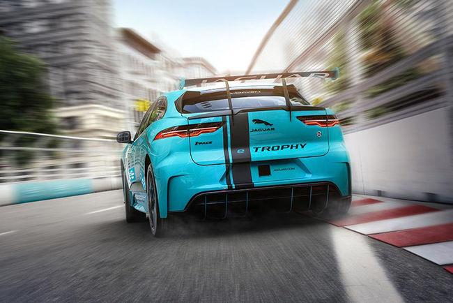 Jaguar I-Pace SVR : rapide mais pas trop