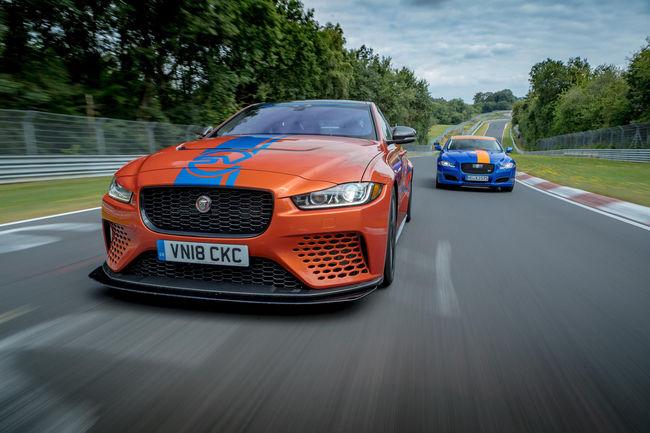 Le Jaguar I-Pace intègre les Ring Taxi