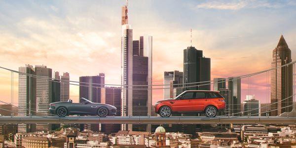 Ventes en hausse pour Jaguar Land Rover