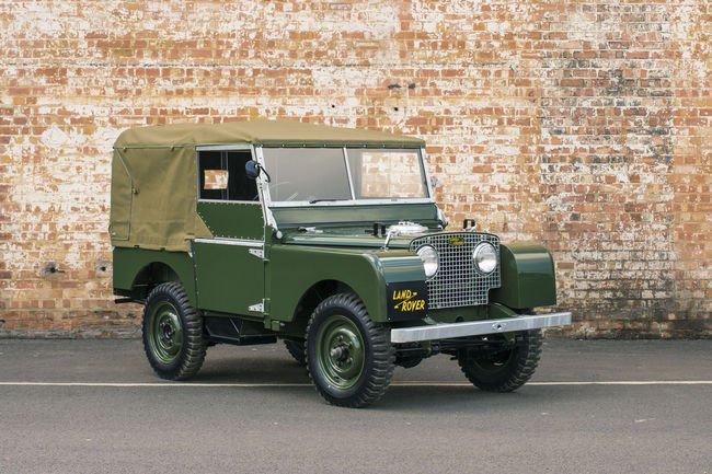 Nouveau QG pour Jaguar Land Rover Classic