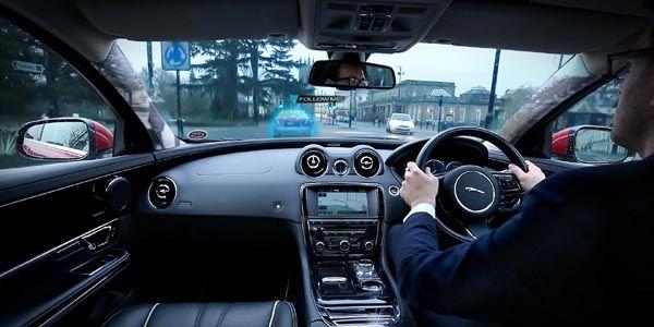 Jaguar Land Rover : des montants transparents et une voiture fantôme !