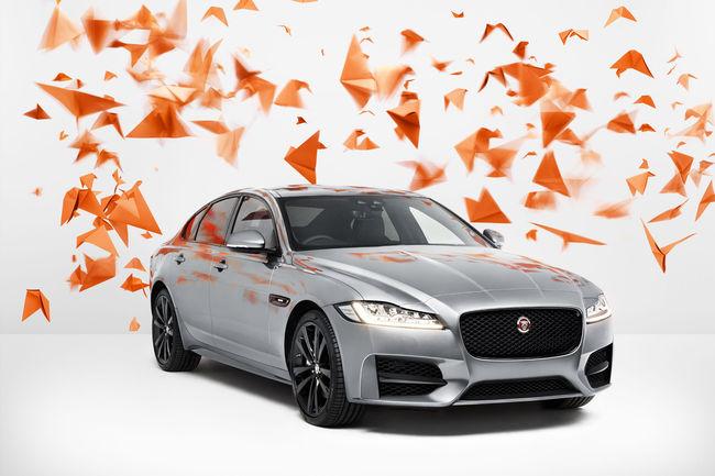 L'artiste Rankin photographie les modèles Jaguar et fête la MkII