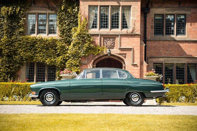 La Mark 10 du fondateur de Jaguar aux enchères