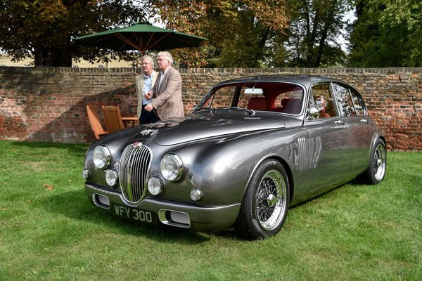 la jaguar mark 2 by callum bient t produite actualit automobile motorlegend. Black Bedroom Furniture Sets. Home Design Ideas
