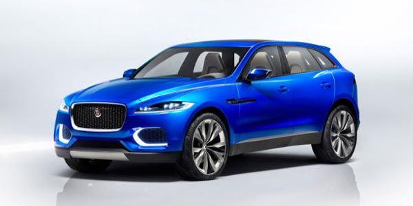 Jaguar tease son futur SUV : le F-Pace