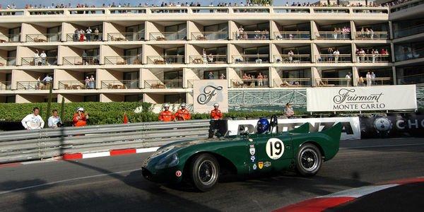 Bonhams : une Jaguar ex-Moss aux enchères de Monaco