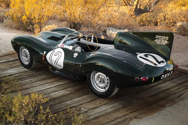 RM Sotheby's : Jaguar Type D Le Mans 1954