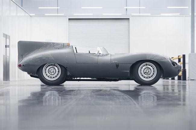 Jaguar Classic va assembler 25 Jaguar Type D