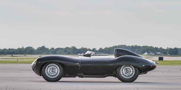 Une Jaguar Type D en vente à Pebble Beach