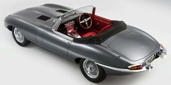 Jaguar Type E : meilleure voiture anglaise de tous les temps ?