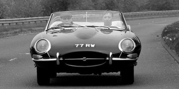 La Jaguar Type E élue meilleure voiture anglaise de tous les temps
