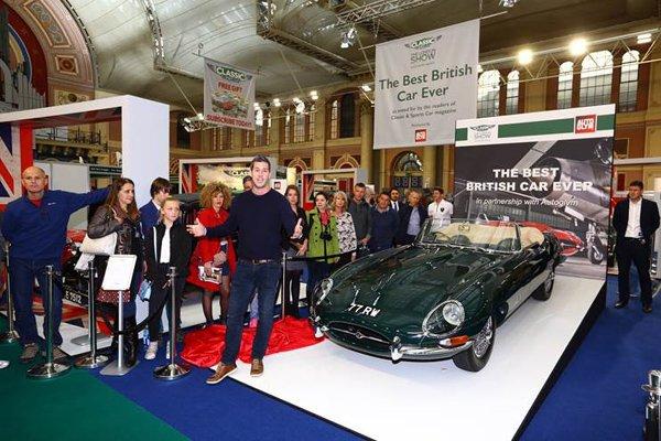 la jaguar type e lue meilleure voiture anglaise de tous. Black Bedroom Furniture Sets. Home Design Ideas