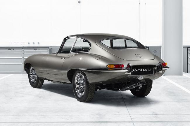 Jaguar Reborn : une Type E présentée à Essen