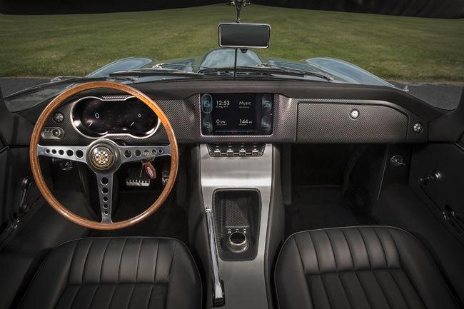 Jaguar Type E Zero : le mythe électrifié