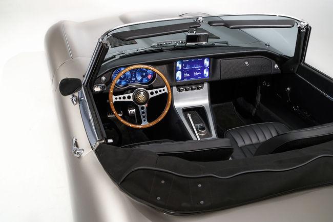 Jaguar Classic va produire des Type E électriques