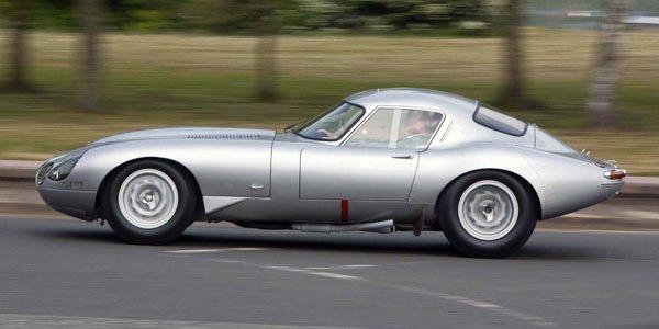 Jaguar restaure la Type-E Lindner Nöcker