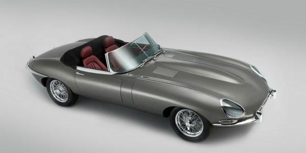 Une Jaguar Type-E plus pratique