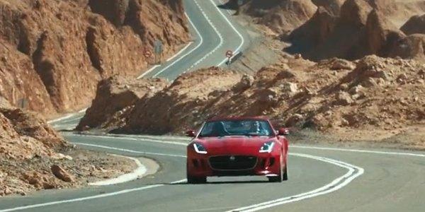 """Jaguar dévoile son film """"Desire"""""""