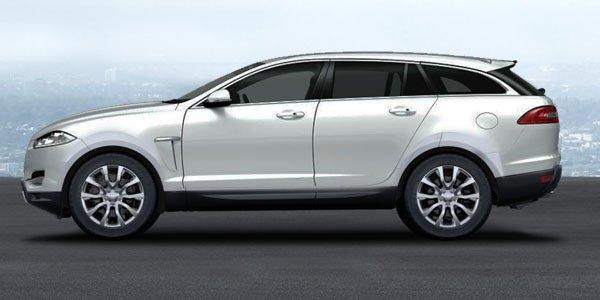 Un SUV Jaguar à Francfort ?