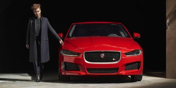 Le système infotainment de la future Jaguar XE