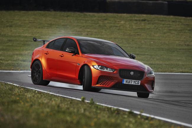Nouvelle Jaguar XE SV Project 8 : extrême