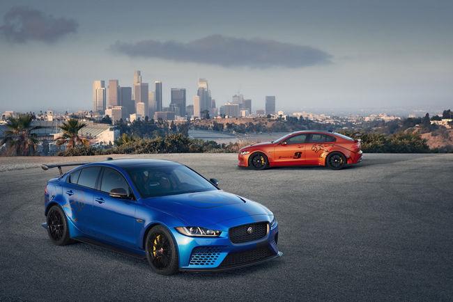 La Jaguar XE SV Project 8 sera à Monterey