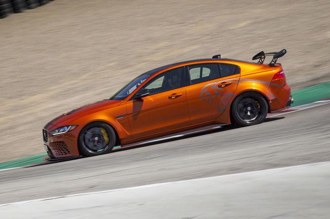 Nouveau record du tour pour la Jaguar XE SV Project 8