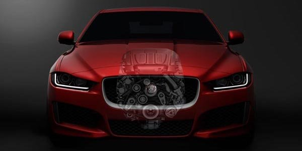 La Jaguar XE recevra le V6 de la F-Type