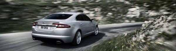 Un diesel plus costaud pour la Jaguar XF