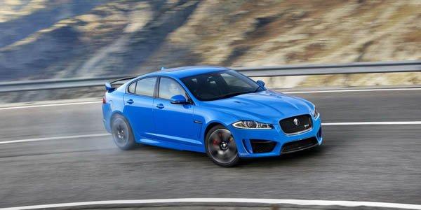 Jaguar XFR-S : plus de détails