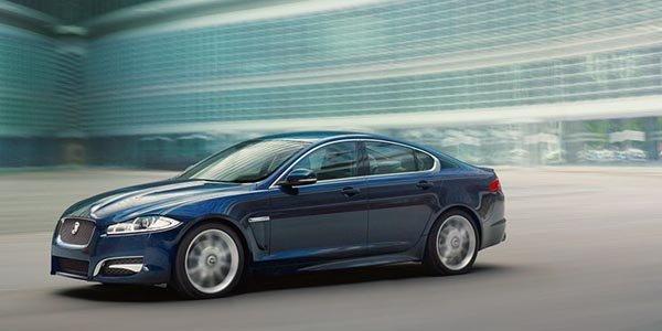 La Jaguar XF déclinée en édition limitée