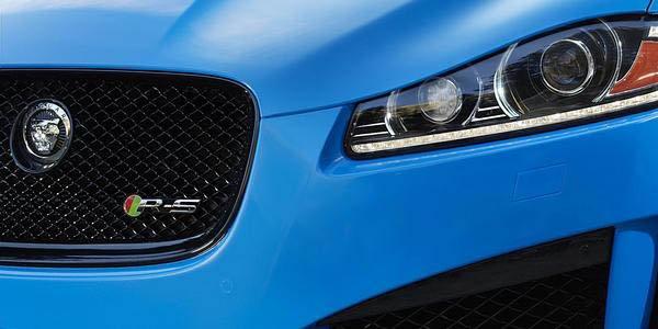 Los Angeles 2012 : Jaguar XFR-S
