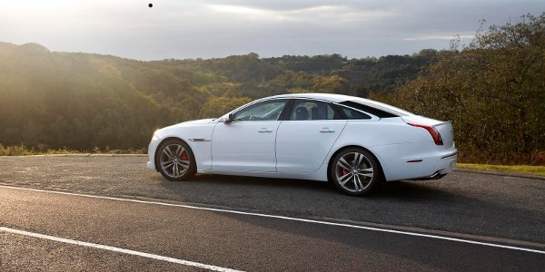 Jaguar XJ : pack Sport et pack Speed