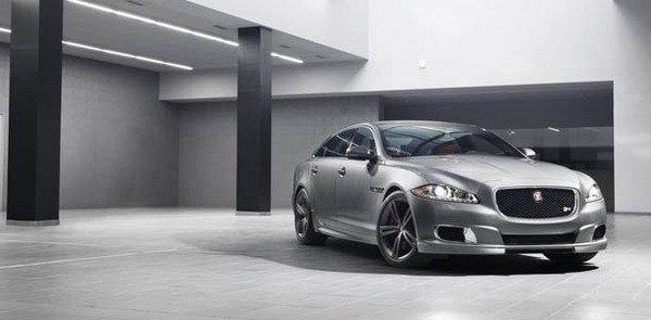 Jaguar ressort la XJR