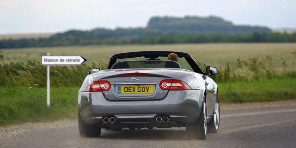 La Jaguar XK prendra sa retraite cet été