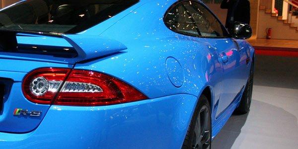 Jaguar XKR-S, la vidéo de promo