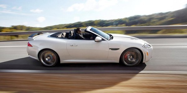 Los Angeles: Jaguar XKR-S Cabriolet 2012