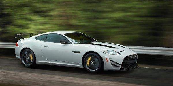 Jaguar XKR-S GT : taillée pour la piste !