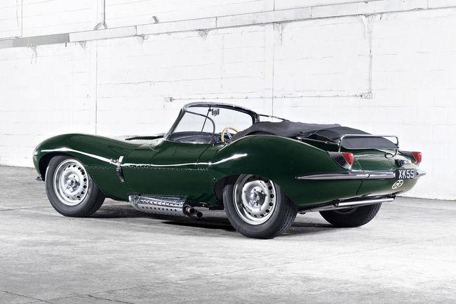 Jaguar Classic présente ses XKSS et Type E Lightweight