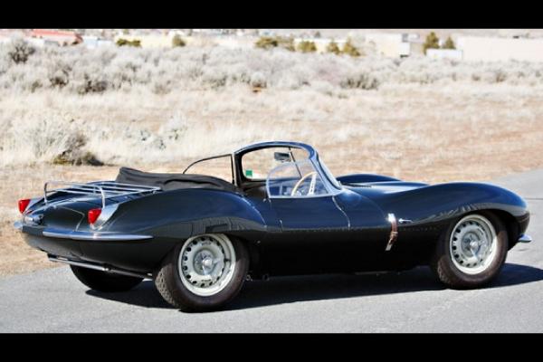 Gooding : une Jaguar XKSS de 1957 à Amelia Island