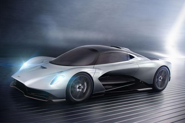 Trois Aston Martin au casting du prochain James Bond