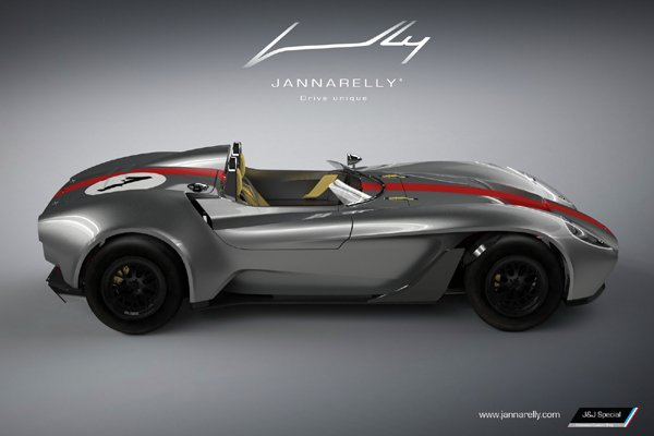 La Jannarelly Design-1 est commercialisée