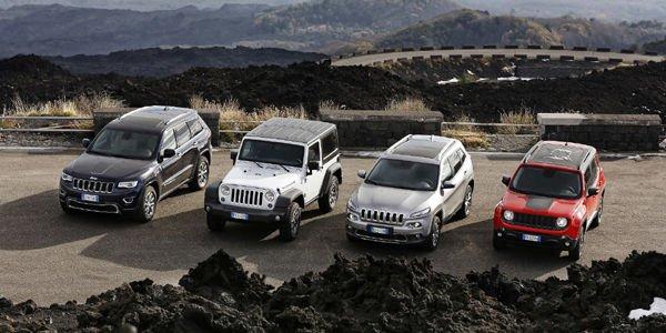 Jeep annonce des ventes record en 2015