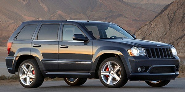 Jeep Cherokee SRT8 2012