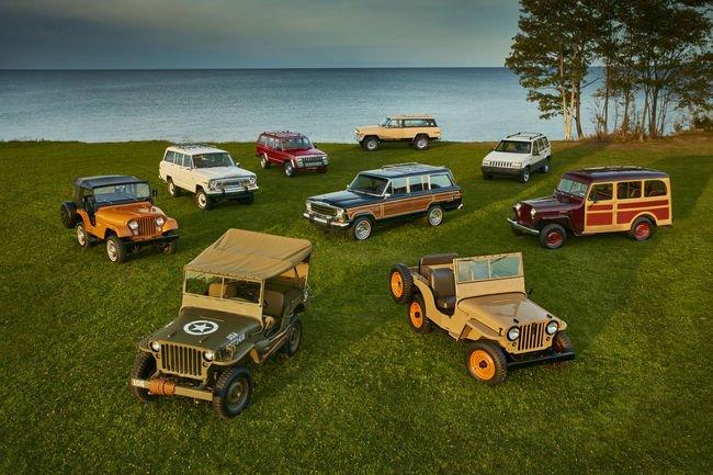 Jeep va célébrer ses 75 ans à Genève