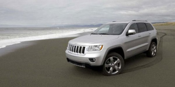 Jeep Grand Cherokee 2011 : nouvelles photos