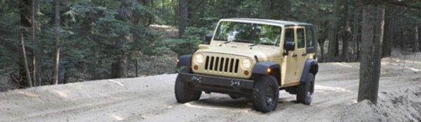La Jeep retrouve ses racines militaires