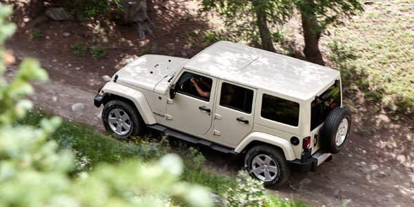 Jeep Wrangler : un SRT8 au menu ?
