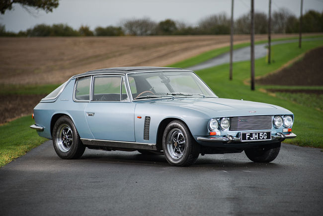 Silverstone Auctions : Jensen Interceptor MkI 1968
